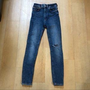 Zara Premium Denim Collection Jeans Size 2